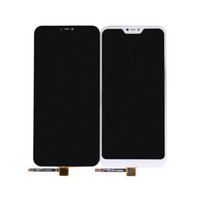 Wholesale touch screen for redmi resale online - 2 for Xiaomi A2 Lite LCD Display Digitizer for Redmi Pro Touch Screen Assembly Mi A2 Lite Pantalla quot