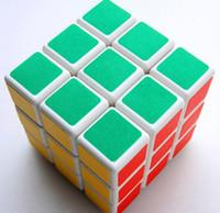 ingrosso vendite di giocattoli adulti-ScrHot Sale Magic Cube Professional Speed Puzzle Cube Twist Toys 3x3 Classic Puzzle Magic Toys Giocattoli educativi per adulti e bambini