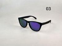 Wholesale polarized sunglasse - 2018 Brand sunglasse New Top Version Sunglasses TR90 Frame Polarized Lens UV400 frogskin Sports Sun Glasses Fashion Trend Eyeglasses Eyewear