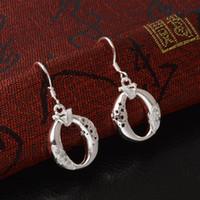 Wholesale long cheap earrings - Brand New Cheap Women Crystal Long Earrings Classic Rhinestone Charm Water Drop Earing Fashion Jewelry E304