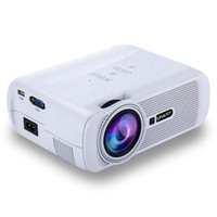 Wholesale free home theater - U80 Projector HDMI LCD Home Theater Beamer LED Proyector Support Full UHD 1080p Video Media player free shipping