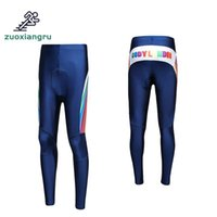 Wholesale thermal cycling tights men for sale - Group buy Zuoxiangru Men s Winter Thermal Warm Up Fleece Compression Tights Cycling Base Layers Training Running Tights Pants