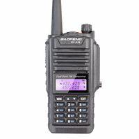 ingrosso transceiver portatili baofeng-Radio portatile BaoFeng BF-A58 8W Walkie Talkie / Radio bidirezionale UV 136-174 / 400-520MHz Transceiver IP67 Interphone impermeabile