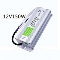Wholesale electronics drivers online - best price V W Waterproof Electronic LED Driver Power Supply Transformer V V v a IP67 outdoor power