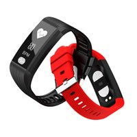 Wholesale oled watch display resale online - K9 Health ECG PPG HRV Heart Rate Monitor Smart Band Blood Pressure Watch Sleep Fitness Tracker Smart Bracelet inch OLED display