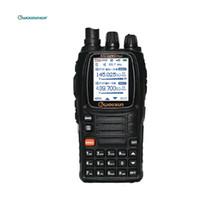 multi-walkie großhandel-Wouxun KG-UV9D PLUS Dual-Band-Übertragung Walkie Talkie Cross Band Multi-Band-Multifunktions DTMF Ham Two Way Raido