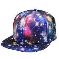 korece hip hop tarzı şapkalar toptan satış-Kore moda yeni stil dans serin hip hop beyzbol şapkası bayanlar yıldızı yazlık açık güneş şapkası Cap02