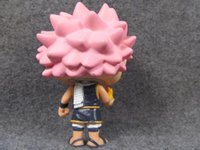 anime fee figur großhandel-Modell unvollkommene Funko Pop aus zweiter Hand Anime Fairy Tail Natsu Figur Sammler Modell Spielzeug billig keine Box 2018