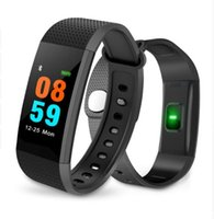 Wholesale phone bracelet pedometers for sale - Group buy i9 Smart Wristbands IP68 waterproof Bracelet Blood Pressure Wrist Pedometer Activity Bluetooth Heart Rate Monitor Call Reminder