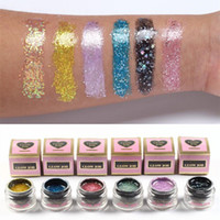 Wholesale Glitter Sheeting - GLOW JOB 6 Colors Radiance Boosting Give Yourself A Glow Job Mask Glitter Face Mask Soft Facial Mask 3001175