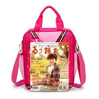 Wholesale Bears Book - Lovely Happy Cartoon Bear Messenger Crossbody Bag Kids Small School Handbag Multifunctional Primary School Student Book Bags