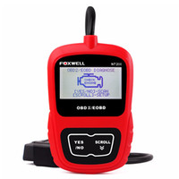 Wholesale car engine support - Foxwell NT200 CAN OBD2 EOBD Car Engine Error Reader Scanner Auto Code Reader Scan Tool Support Multi-Languages
