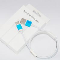 usb otg kabel großhandel-Android micro usb typ c ladegerät kabel 2A / 3A schnellladung für samsung s8 s9 s10 s7 huawei xiaomi telefon 8