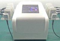 máquina de láser para quemar grasa al por mayor-Diodo láser Lipo LipoLaser adelgaza el equipo rápido de la máquina Pérdida de quema de grasa Remover el cuerpo que forma láser peso