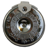 Wholesale tune violin online - niceeshop TM Tone Note Key Chromatic C Pitch Pipe Guitar Tuner Tuning Violin Bass
