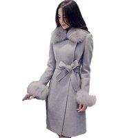 ingrosso high collar wool belt-