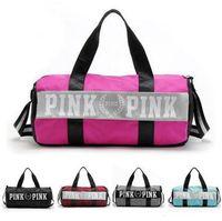 Wholesale sport bag online - Pink Travel Bag Secret Handbags Storage Bag organizer Waterproof Duffle Fashion Wome Men Beach Gym Exercise Bag
