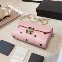 Wholesale polyester satin taffeta - AAAAA 2018 Luxury famous tide brand designer Handbags handbag Shoulder letter Crossbody shoulder Bags bag Purses lady women wallet 180428002
