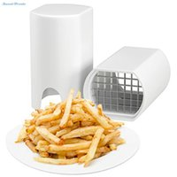 Wholesale french fruits - Sweettreats One Step Natural French Fry Cutter Vegetable Fruit Slicer Potato -Perfect Fries
