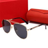 821106f5982 hot New fashion vintage Polarized sunglasses women brand designer luxury  famous brand womens sunglasses ladies sun glasses with original box