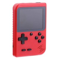 Wholesale handheld pocket games online - 2018 New Mini Handheld Game Console Retro Games Console Inch Screen Classic Pocket Game Player TV Output Portable Video Game Console
