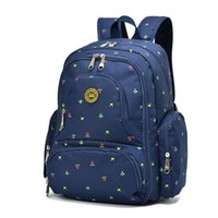 Wholesale baby diapers products for sale - Group buy Qimiaobaobei Large capacity multifunctional mummy backpack nappy bag baby diaper bags mommy maternity bag babies care product