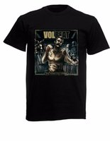 Wholesale new loom online - Volbeat Seal the Deal Black New T Shirt Fruit of the Loom ALL SIZES