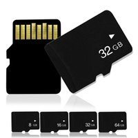 Wholesale tablet 8gb 16gb - 100 Real GB GB GB GB MircoSD Class C4 Micro SD TF Memory Card C10 For Android Smartphone Tablet