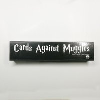 Wholesale harry potter hot - HOT Cards Against Muggles The Harry Potter Version The game is strictly for adult player IMMEDIATELY DELIVERY OTH297