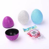 Wholesale plastic rabbit shapes resale online - Egg Shape Virtual Cyber Digital Pets Electronic Digital E pet Funny Toy Handheld Game Pet Machine Toy