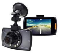 "ingrosso schermo da 1,5 pollici-Vendita calda G30 2.4 ""Full HD 1080P Car Camera Car DVR Dash Camera Video Recorder con visione notturna Drop Shippping"