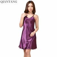 lila schlafanzug großhandel-Meistverkaufte Purple frauen Mini Robe Bathgown Short Nachtwäsche Rayou Badekleid Nachthemd Pyjamas Größe S M L XL XXL XXXL MS41