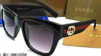 Wholesale brand eyewear resale online - High Quality Brand Sun glasses mens Fashion Evidence Sunglasses Designer Eyewear For mens Womens Sun glasses new glasses color