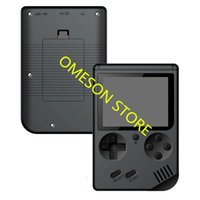 Wholesale Nes Lcd - CoolBaby RS-6 Updated Portable Retro Mini Handheld Game Console can store 168 games 8-Bit 3.0 inch Color LCD Game Player For FC Game