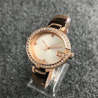 ingrosso bracciali orologi per ragazze-36 millimetri ultra sottile diamante orologi donna oro rosa bracciali 2018 top brand di lusso donna abiti casual Designer orologio da polso regali per le ragazze