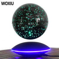 Wholesale handmade lamps - WOXIU LED Star Globes Colorful magnetic handmade Art Decorations Home Office furniture Gifts for men and women