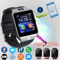 Wholesale Smart Watch With Camera Bluetooth Wrist Watch SIM Card Smartwatch For IOS Android