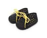 andador para bebé durante años al por mayor-Baby First Walkers Sandalias de bebé Niña de verano Zapatos de bebé para hombres 0 1 - 2 años de edad Suela blanda Zapatos para niños pequeños