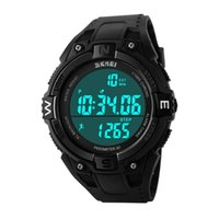Wholesale calorie counters watch resale online - Smart Pedometer Digital Sports Watch Calories Pedometers Step Counter Life Waterproof For Outdoor Walking Running