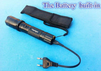 Wholesale New Led Lighting - Hot Sale New 1101 Type Edc Linternas Light LED Tactical Flashlight Lanterna Self Defense Torch Free Shipping