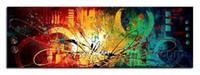 natureza pintura a óleo venda por atacado-Arte enorme pintura a óleo da lona handmade da arte da natureza pintura a óleo pinturas a óleo arte contemporânea home decor online