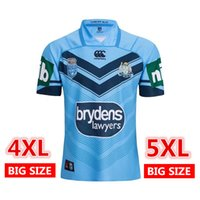 Wholesale Flash Big - big size 5xl Welsh holden nswrl 2018 2019 NRL National Rugby League Nsw origins Rugby jersey 18 19 NSWRL Holton Jerseys shirt Size S-3xL