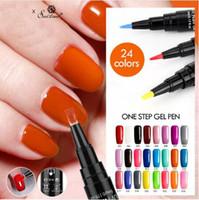 ingrosso unghie base gel-Conveniente gel per unghie Gel per smalto per unghie Gel per unghie senza bisogno Top Primer per basi 3 in 1 Gel UV per smalto per unghie