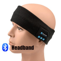 Wholesale magic band headband for sale - Group buy quot Wireless Bluetooth Smart Magic Head Band Fillet Tenia Elastic Soft Headphone Speaker Headset Sport Earphone Head Ornaments With Answer Call