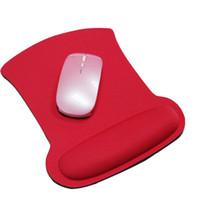 anti-rutsch-strecke großhandel-Gel Wrist Rest Support Spiel Maus Mäuse Mat Pad für Computer PC Laptop Anti Slip genaue Tracking und klicken Sie auf neue A30