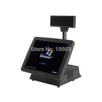 Wholesale 15 inch touch screen all in one pos terminals with MSR card reader