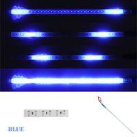 scanners de lumière achat en gros de-2 PCS New Hot 30CM 32 Led Knight Rider Flash Strobe Scanner Neon Bande Lumière DIY
