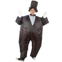 ingrosso abbigliamento sposo-All'aperto gioco gonfiabile gonfiabile per adulti Sposo / Mago divertente esilarante costume gonfiabile Abiti da festa discoteca Costume di Halloween