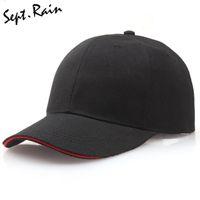 Wholesale Bones Work - Working Caps Solid Bone Baseball Cap Wholesale Trucker Snapback Hat Fitted Cheap Cap Classic Sunscreen Golf Hats For Lady Men