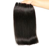 Wholesale new yaki - New Arrival Yaki Straight Human hair Bundles Brazilian Kinky straight virgin human hair deals 8a unprocessed yaki hair 3 4 bundles